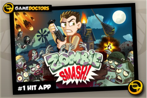 zombie bash iphone app