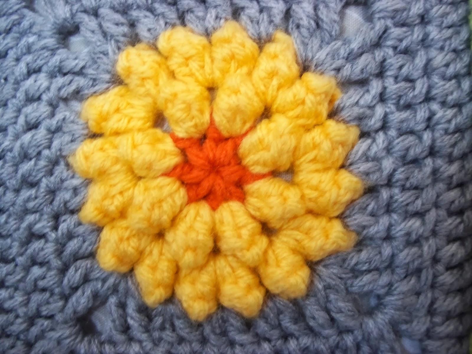 Zooty Owls Crafty Blog Popcorn Stitch Cushion
