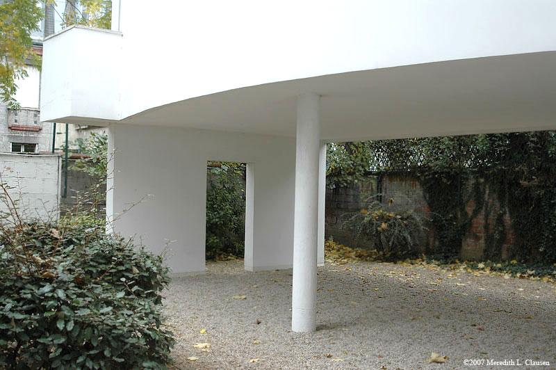 Arch 329 blaney le corbusier alvar aalto and mies van for 5 points corbusier