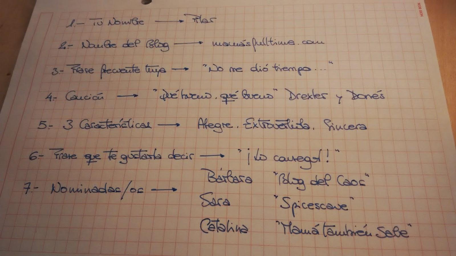 carácter blogs música definiciones letra cuaderno handwriting