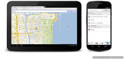 Lançado o Google Chrome para Android