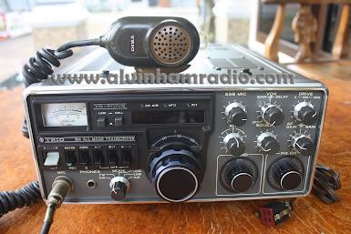 VINTAGE VHF TRIO TS - 700 EX JAPAN 110 VOLT