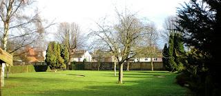 The grass Mini Golf course in Colchester in 2009