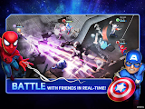 Marvel Mighty Heroes Battle