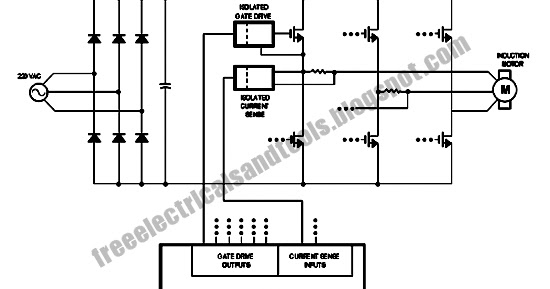 free schematic diagram  high cmr isolation amplifier circuit