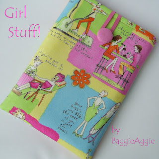 Fun and funky Limited Edition Kindle case for women.