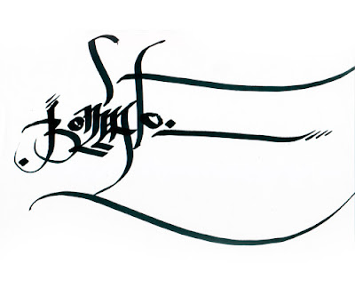 Tipografias Letras de Graffiti