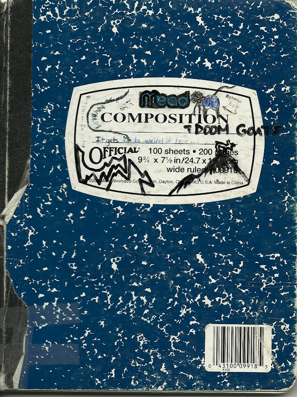 Composition Notebook - A Journey Through A High School ...