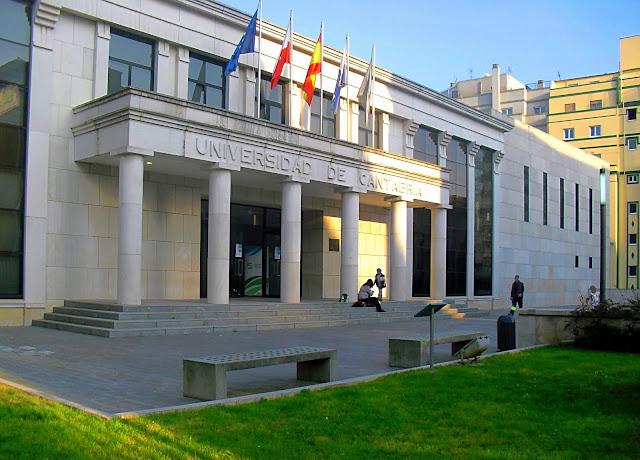 Edificio Paraninfo Universidad de Cantabria