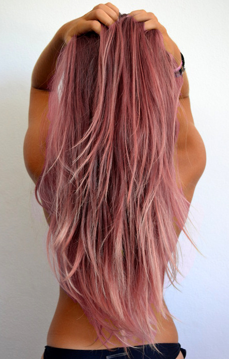 pelo+rosa+pastel+nuevo+look