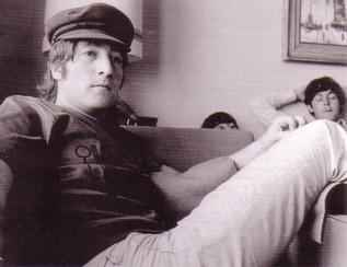 Headstart Hats John Lennon Breton Cap