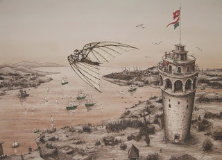 istanbul galata kulesi lezzet