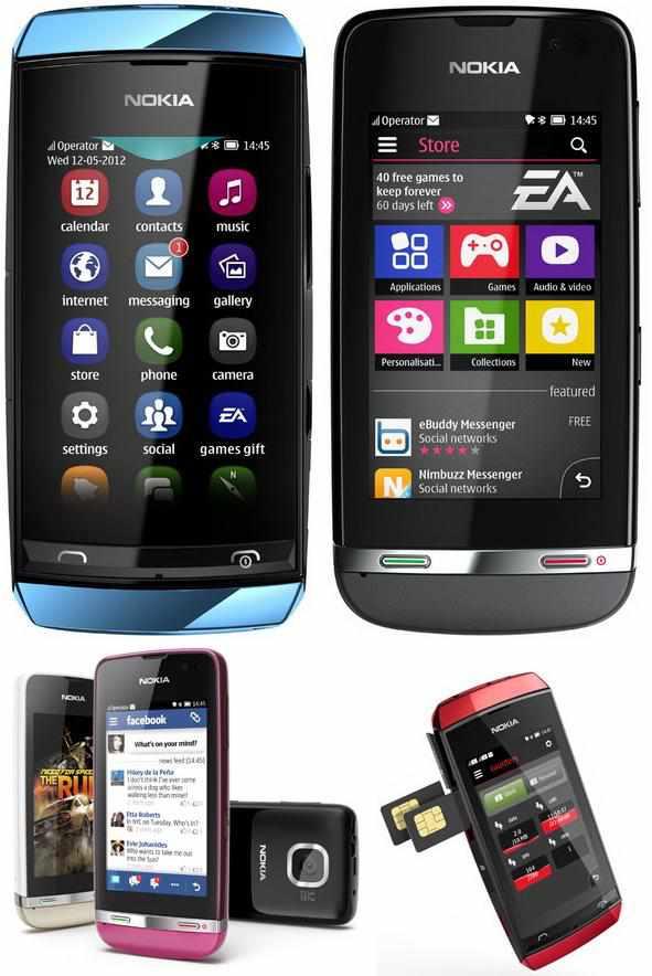 591 x 884 · 48 kB · jpeg, Asha 311, Asha 305 and Asha 306 Handset ...