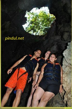 Bule di Goa Njemblong Goa Pindul