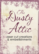 Sponsored Designer for Dusty Attic