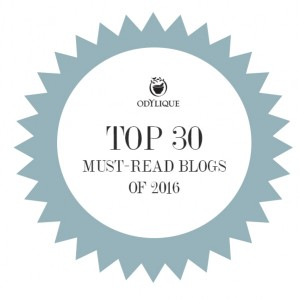 Odylique Top 30 Blog2016