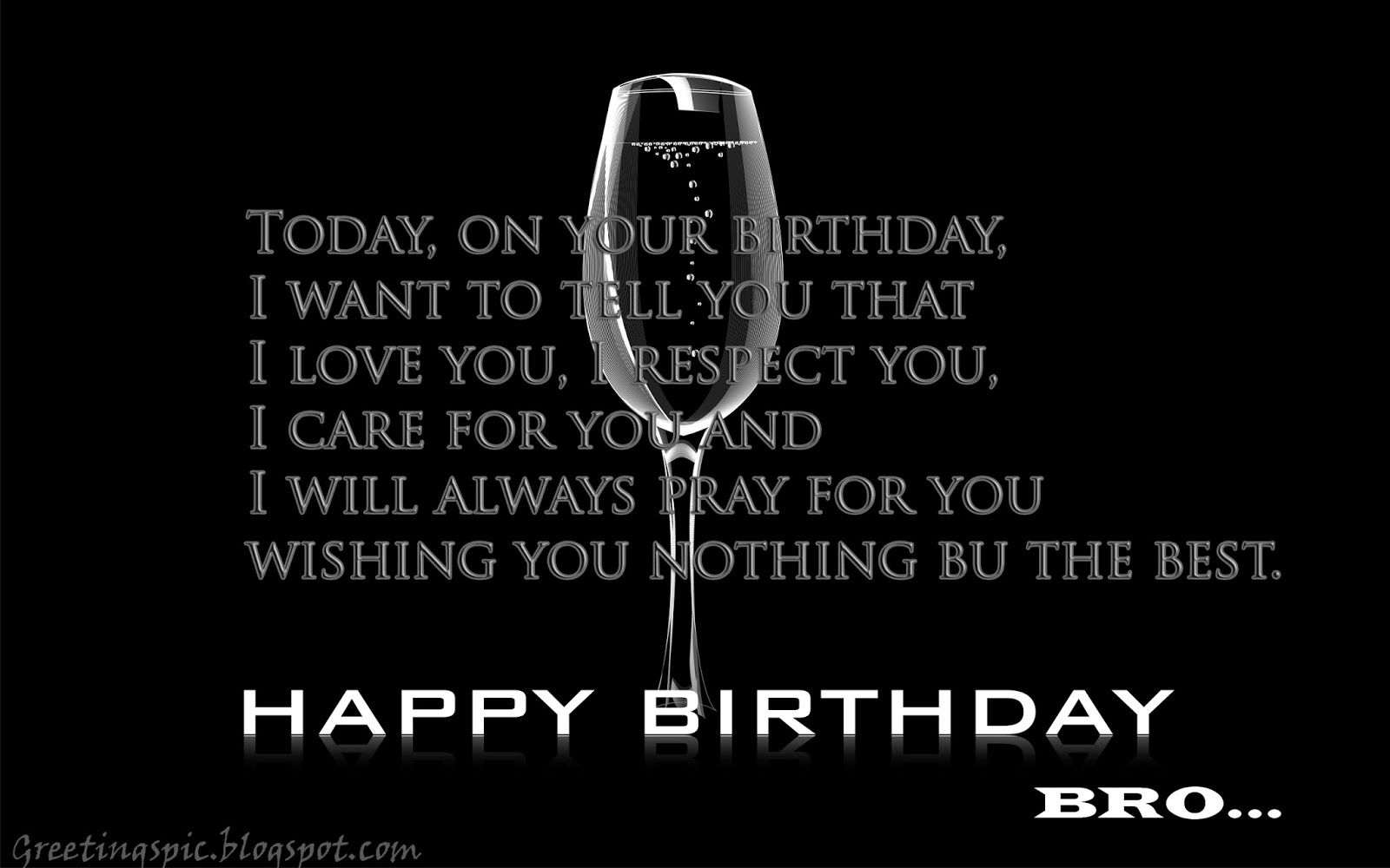 wishes quotes for brother with images birthday wishes quotes for ...
