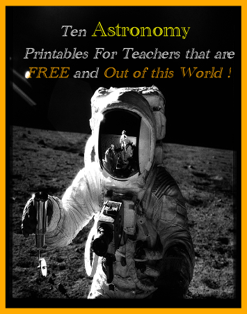 Kate\'s Science Classroom Cafe: 10 Free Astronomy Printables for ...