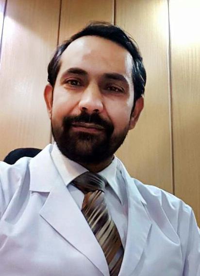 داکتر محمد عارف عابد