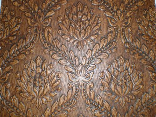 Embossed Wallpaper Design Or Anaglypta Wallcovering Ideas