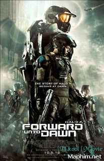 Halo 4: Cuộc Chiến Dành Hoà Bình - Halo 4: Forward Unto Dawn 2012