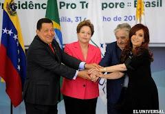 INGRESO DE VENEZUELA AL MERCOSUR 31 DE  AGOSTO2012