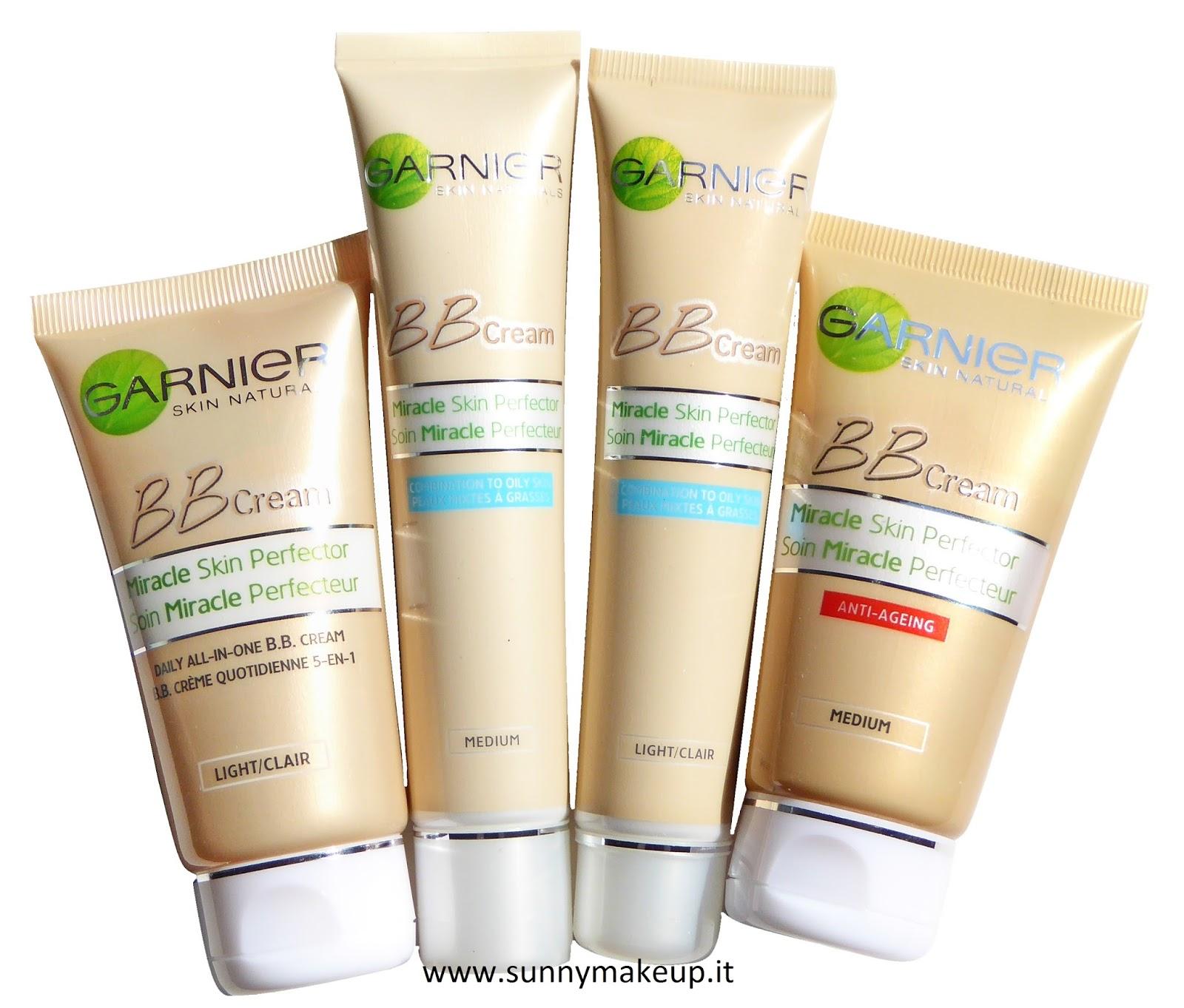 Garnier BB Cream Original Miste/Grasse Antirughe
