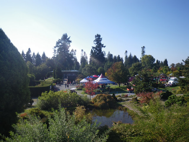 UBC Apple Festival 2011, vendors area