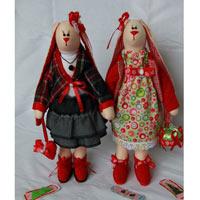 Куклы, Вязание, Вышивка, Разные виды рукоделия