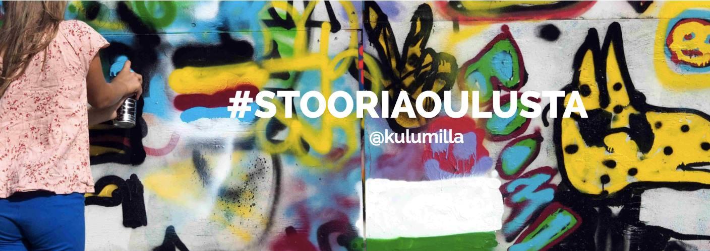 KULUMILLA #stooriaoulusta