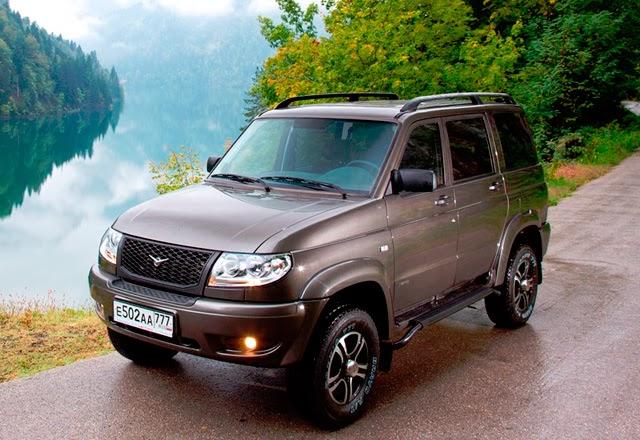 УАЗ Патриот (отзывы, цена, технические характеристики)