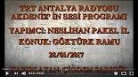 TRT Antalya Radyosu - Anunnakiler Röportajımız 28/01/2017