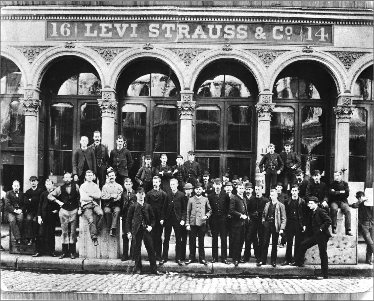 levi and strauss co Shop for levi and strauss co on etsy, the place to express your creativity through the buying and selling of handmade and vintage goods.