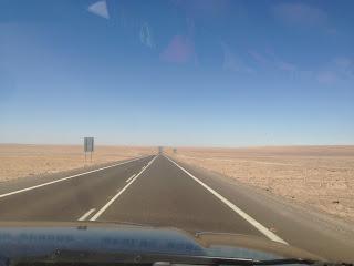 Arica to San Pedro de Atacama