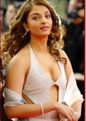 Aishwarya Rai Without Bra Photos