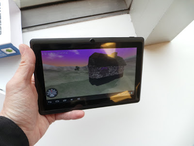 Ubislate 7ci Tablet Pictures