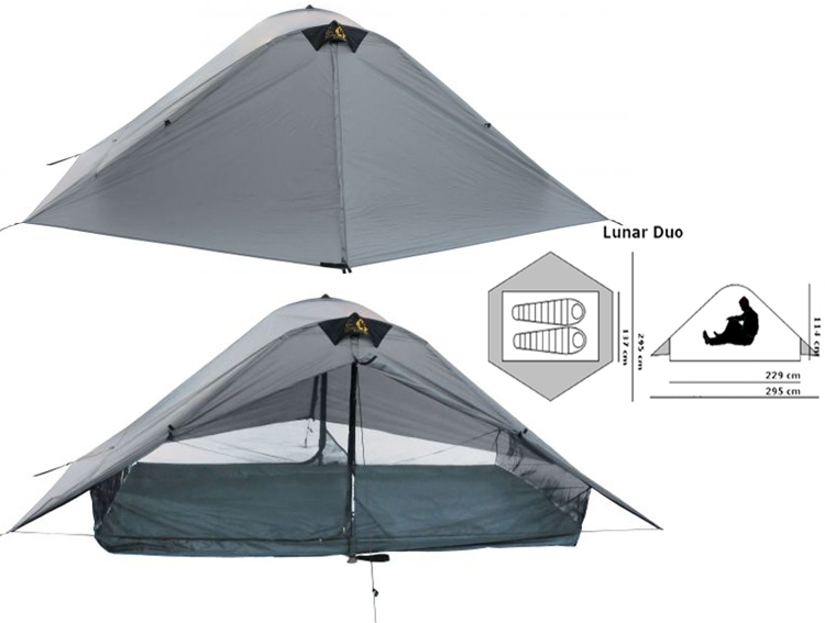 Hiking The Dream Tent Possibility