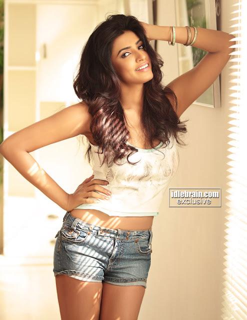 Akshara Gowda hot photo shoot