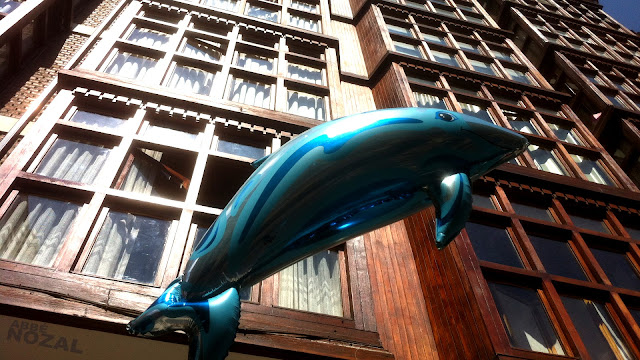 Delfín contento, 2013 Abbé Nozal