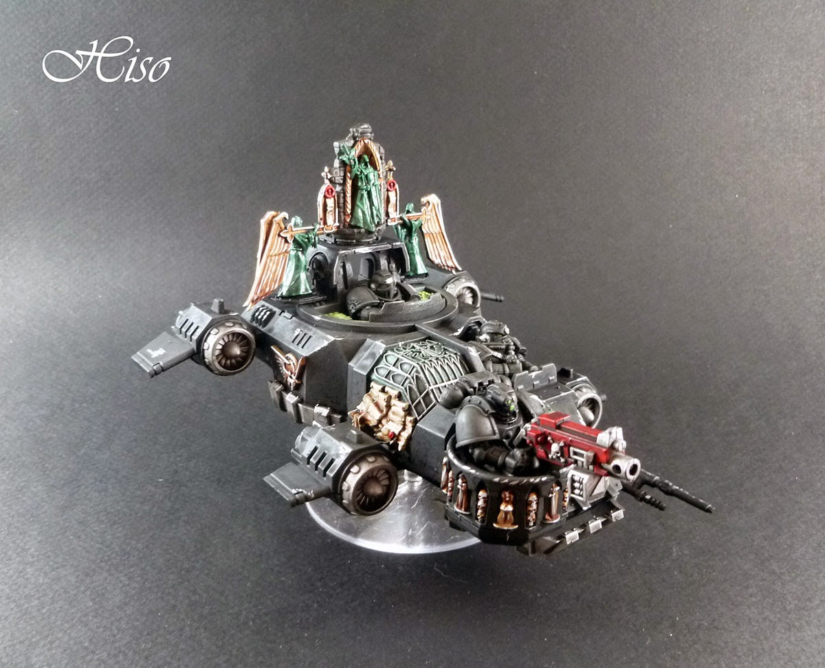 Dark Angels Ravenwing - Dark Shroud