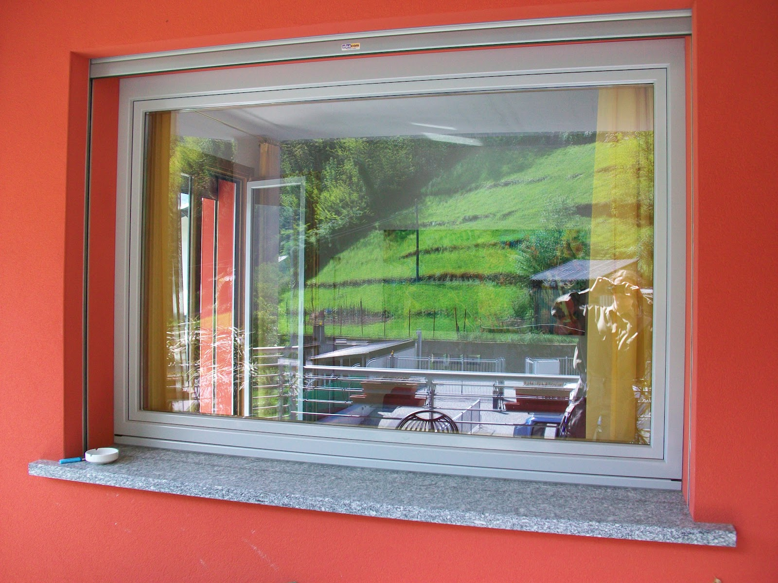 Falegnameria sansi finestre - Parapetto finestra ...