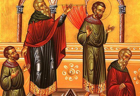 Недеља Митара и фарисеја