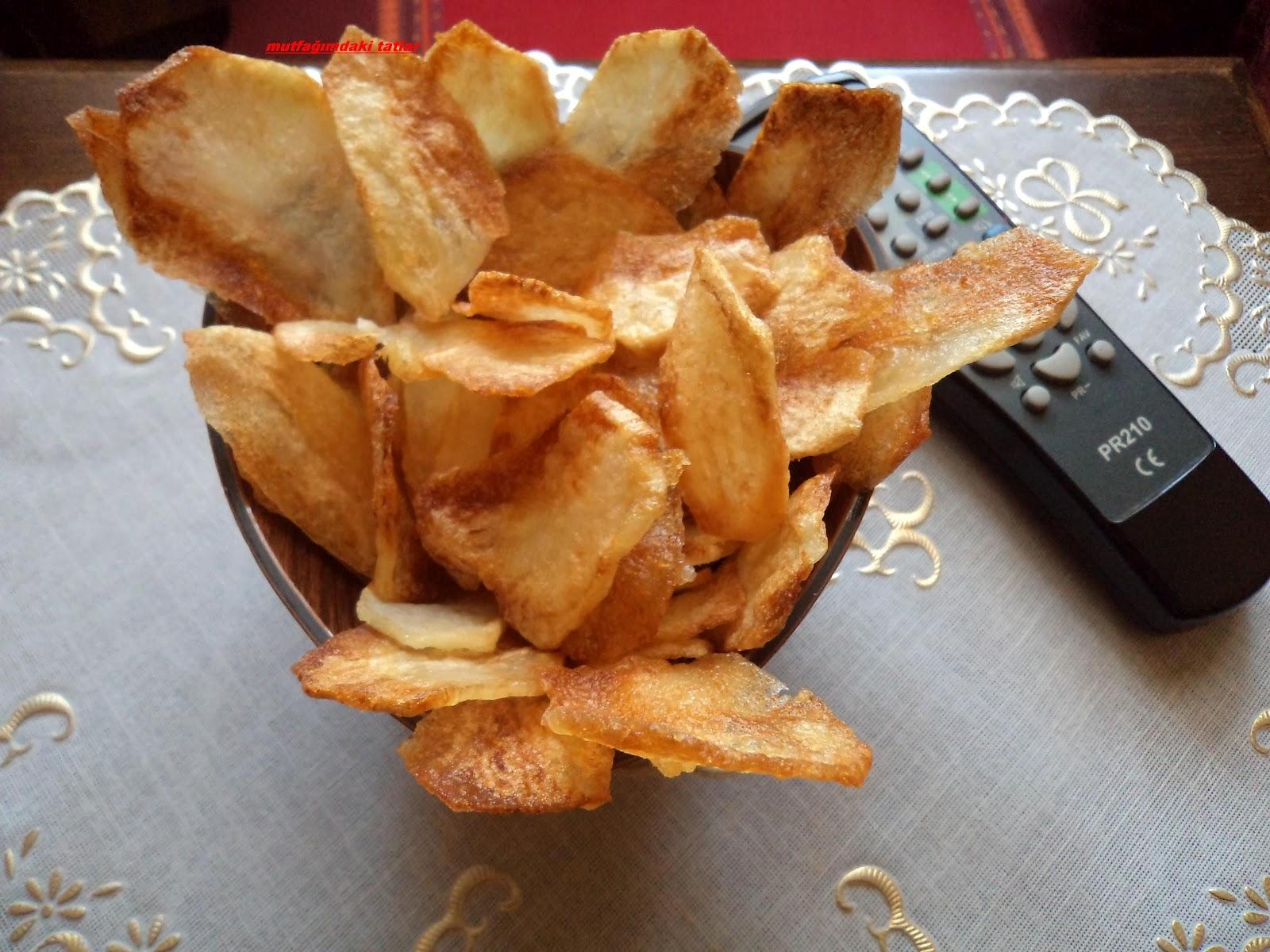 Bayat Patates Kızartması Nasıl Değerlendirilir