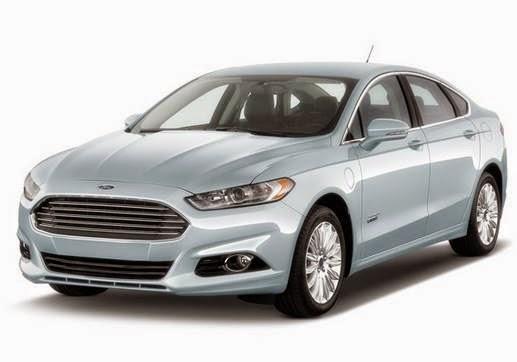 2014 Ford Fusion Energi Invoice Price