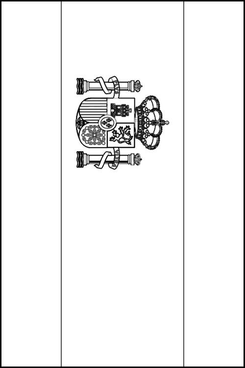 colorear bandera de Espa%C3%B1a para imprimir