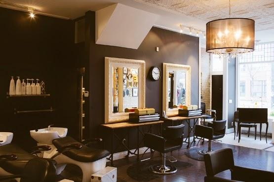 Fuss Hair Studio Toronto Leslieville
