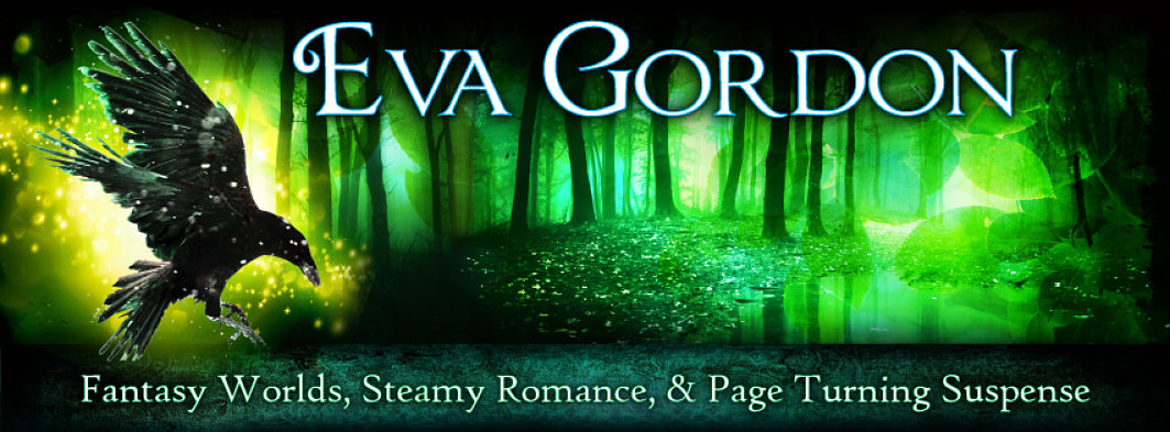 Author Eva Gordon's Website