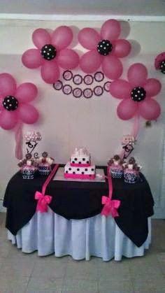 decorando festas com balões