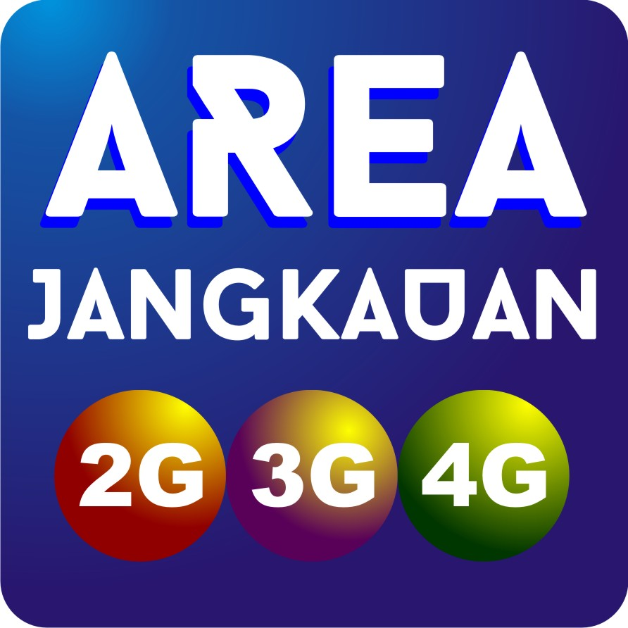 Coverage 2G,3G,4G