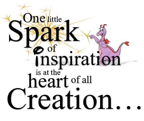 """One little spark..."""